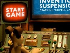 Wallace and Gromit Invention Suspension