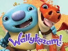 Wallykazam 6 Diff
