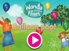Wanda and the Alien Balloon Pop