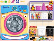Washing Clothes Machine