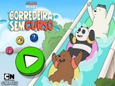 We Bare Bears Water Race