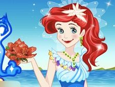 Wedding Ariel Dress Up