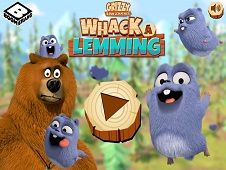 Whack a Lemming