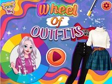 Wheel of Outfits
