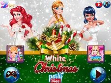 White Christmas Party