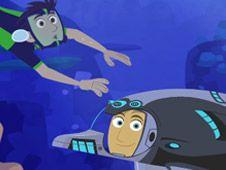 Wild Kratts Underwater
