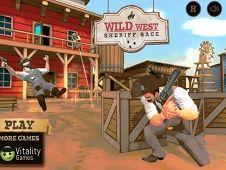 Wild West Sheriff Rage