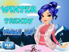 Winter Trendy Make Up