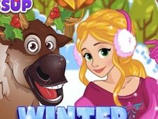 Winter in Arendelle