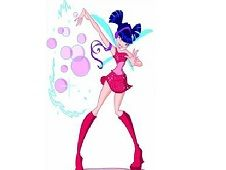 Winx Musa Magic Dress Up