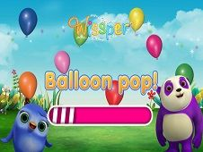 Wissper Balloon Pop