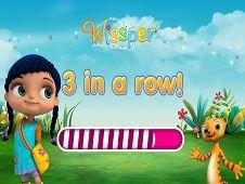 Wissper 3 in A Row