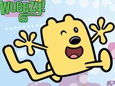 Wubbzy Amazing Adventure Game