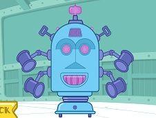 Wubbzy Robots Game