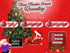 Xmas Number Crunch Rounding