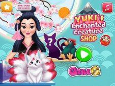 Yuki Enchanted Creature Shop