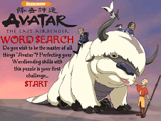 Avatar Word Search