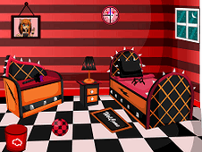Monster High Room Makeover