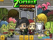Zombie Mission - 2 Player Games