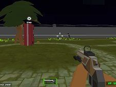 Combat Pixel 3D Zombie Survival