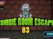 Zombie Room Escape